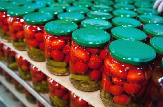 The production technologies of preserves