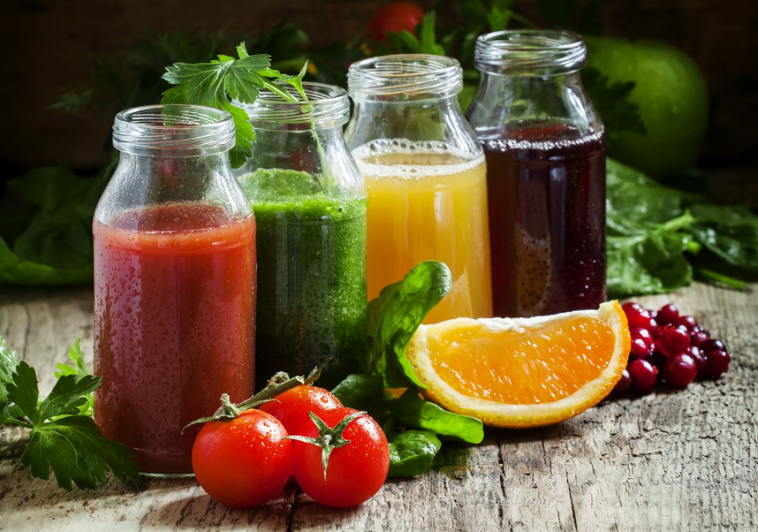 Production of natural juices in Armenia