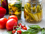 The Benefits and Disadvantages of Marinated Vegetables