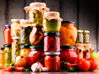 Types of containers for canned products