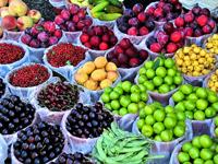 Какие фрукты и ягоды поспевают в Армении в мае?